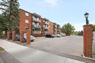 Photo 1: 113 1411 7 Avenue NW in Calgary: Hillhurst Apartment for sale : MLS®# A1034342