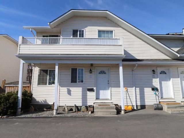 Main Photo: 11 1876 TRANQUILLE ROAD in Kamloops: Brocklehurst Townhouse for sale : MLS®# 160840