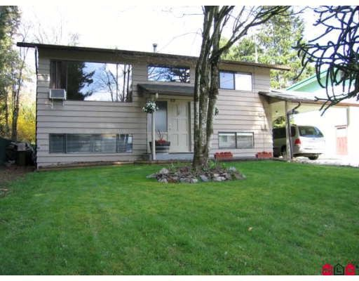"""Main Photo: 3379 HENDON Street in Abbotsford: Abbotsford East House for sale in """"Bateman/Swift"""" : MLS®# F2808992"""