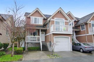 "Photo 1: 18 1506 EAGLE MOUNTAIN Drive in Coquitlam: Westwood Plateau Townhouse for sale in ""RIVER ROCK"" : MLS®# R2017127"