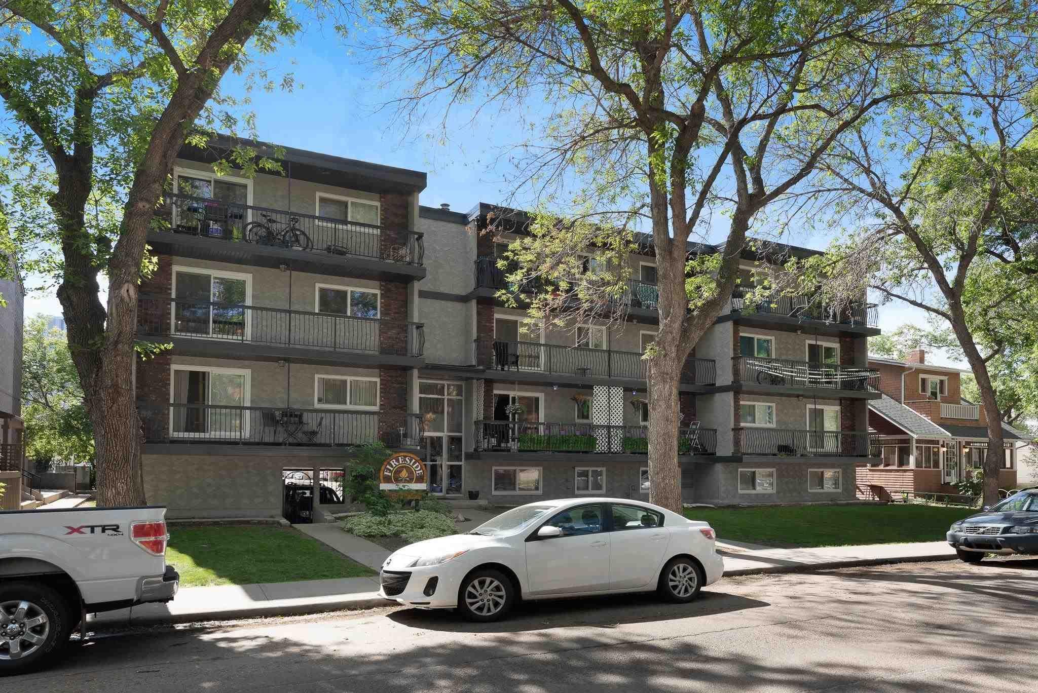 Main Photo: 101 10420 93 Street in Edmonton: Zone 13 Condo for sale : MLS®# E4250935