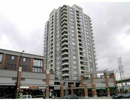 """Main Photo: 4118 DAWSON Street in Burnaby: Central BN Condo for sale in """"TANDEM"""" (Burnaby North)  : MLS®# V621468"""