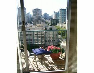 """Photo 2: 1201 2055 PENDRELL ST in Vancouver: West End VW Condo for sale in """"PANORAMA PLACE"""" (Vancouver West)  : MLS®# V608700"""