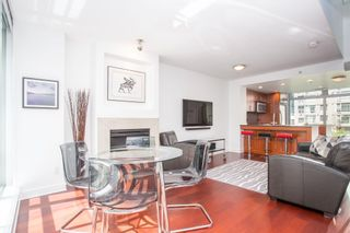 Photo 1: 320 1255 SEYMOUR STREET in Vancouver: Downtown VW Townhouse for sale (Vancouver West)  : MLS®# R2604811