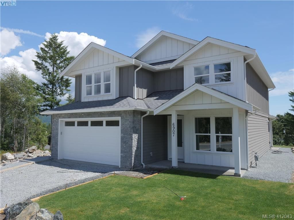 Main Photo: 6907 Burr Dr in SOOKE: Sk Broomhill House for sale (Sooke)  : MLS®# 816838