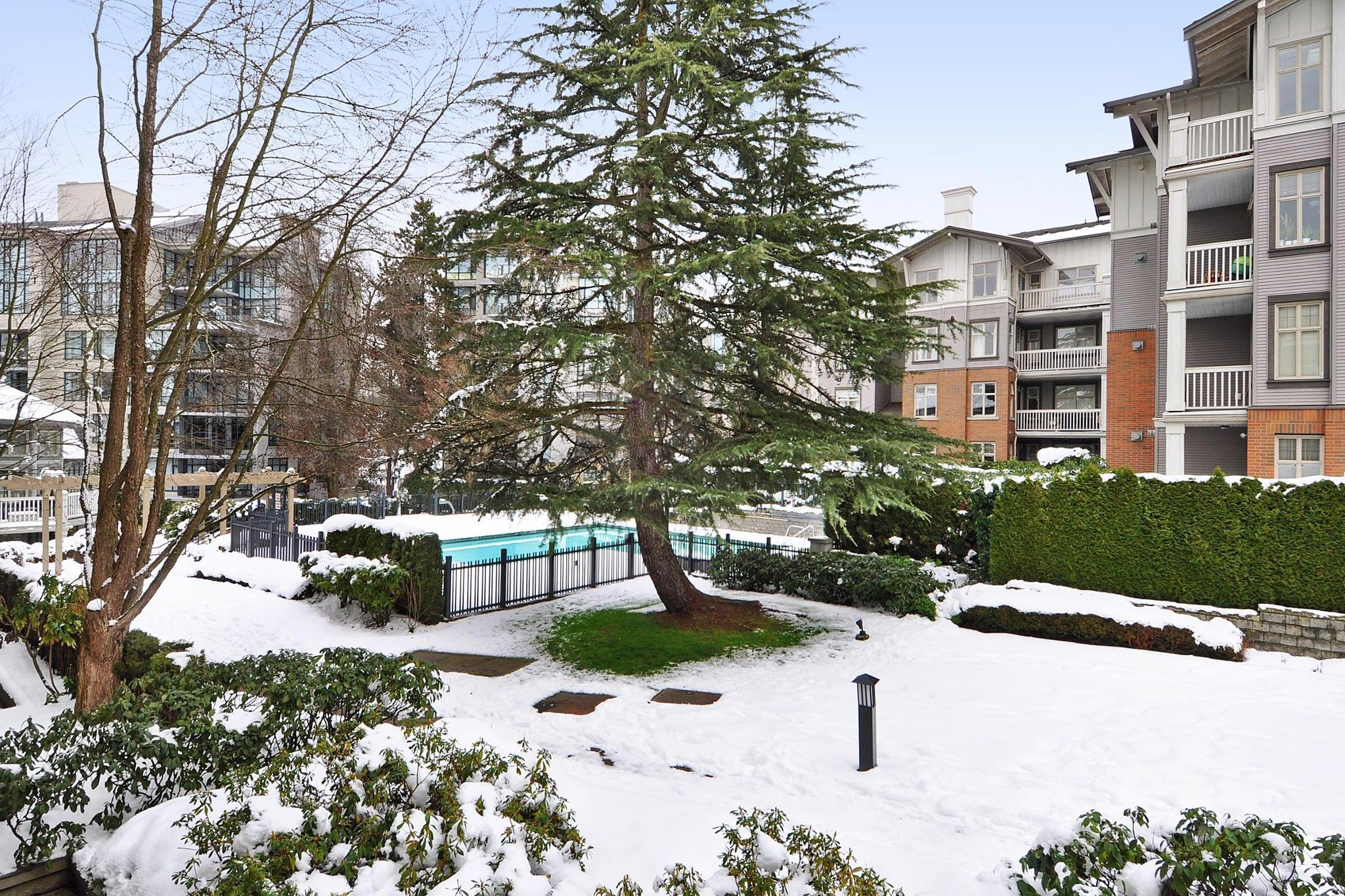 """Photo 12: Photos: 222 2083 W 33RD Avenue in Vancouver: Quilchena Condo for sale in """"DEVONSHIRE HOUSE"""" (Vancouver West)  : MLS®# R2341234"""