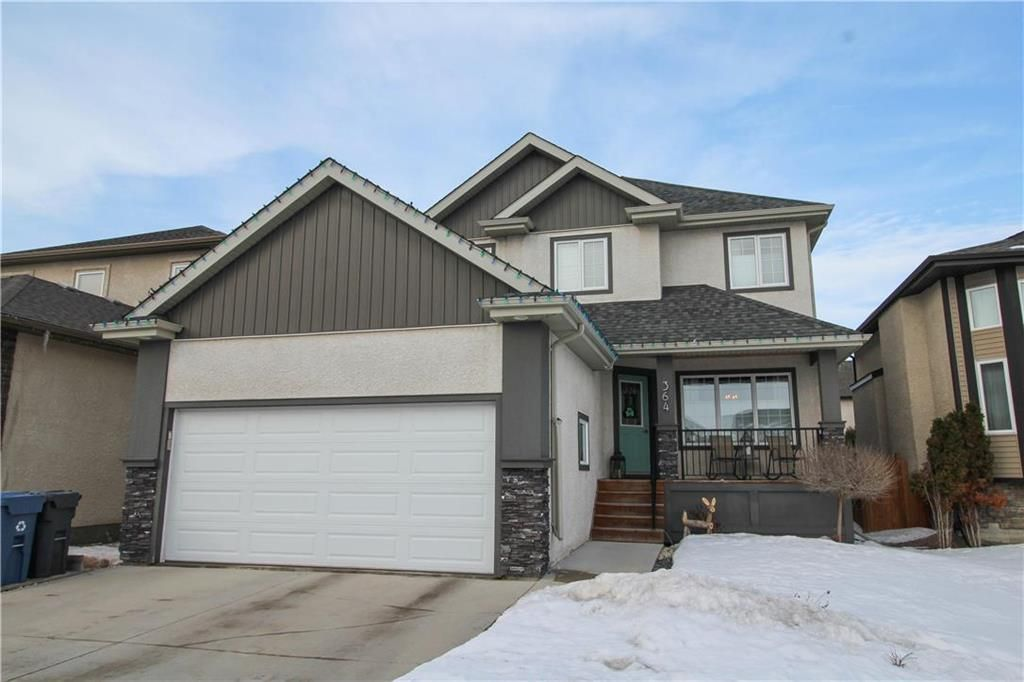 Main Photo: 364 Edmund Gale Drive in Winnipeg: Canterbury Park Residential for sale (3M)  : MLS®# 202004522
