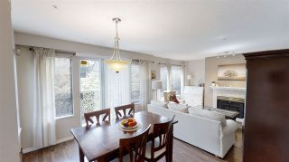 Photo 2: 112 3400 SE MARINE Drive in Vancouver: Champlain Heights Condo for sale (Vancouver East)  : MLS®# R2454970