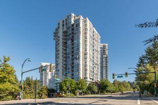 """Photo 1: 1705 295 GUILDFORD Way in Port Moody: North Shore Pt Moody Condo for sale in """"BENTLEY"""" : MLS®# R2615691"""