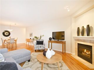 """Photo 1: 706 1575 W 10TH Avenue in Vancouver: Fairview VW Condo for sale in """"THE TRITON"""" (Vancouver West)  : MLS®# V1020833"""