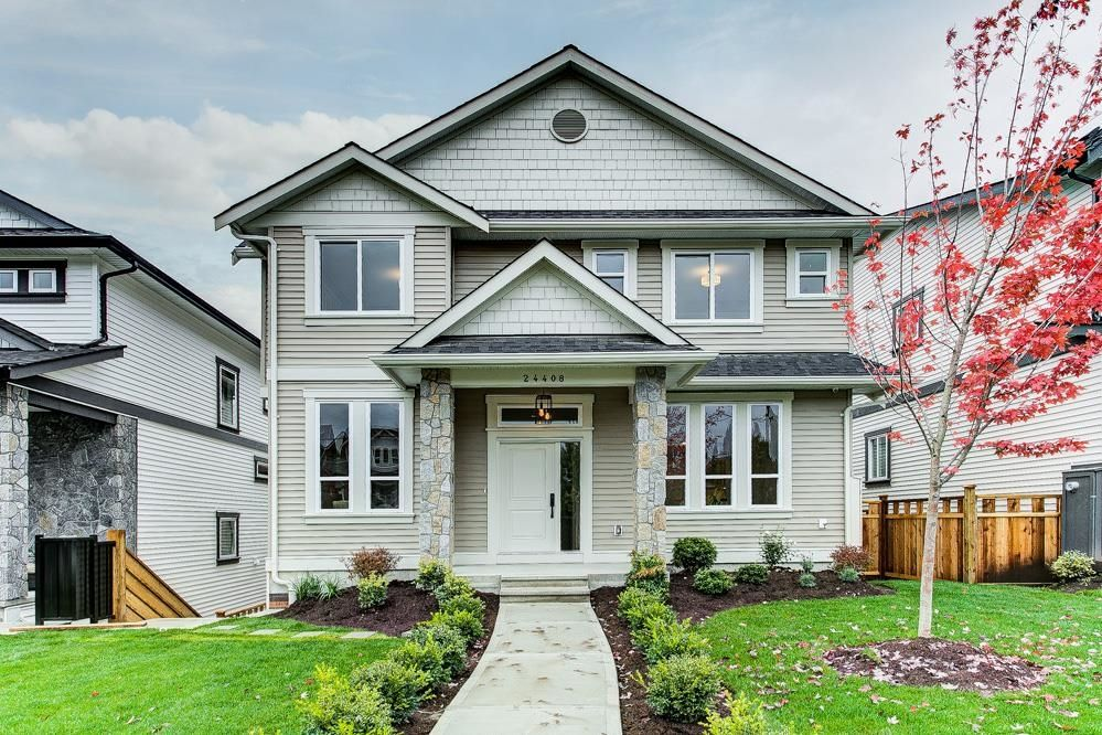 """Main Photo: 24408 112TH Avenue in Maple Ridge: Cottonwood MR House for sale in """"Highfield Estates"""" : MLS®# R2623017"""