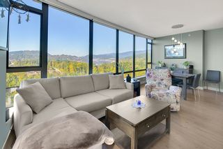 """Photo 5: 1604 110 BREW Street in Port Moody: Port Moody Centre Condo for sale in """"ARIA 1 at SUTER BROOK"""" : MLS®# R2414522"""