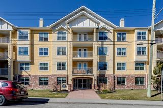 Main Photo: 207 2212 34 Avenue SW in Calgary: South Calgary Apartment for sale : MLS®# A1095004