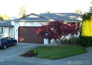Main Photo: 2555 Stampede Trail in : Na Diver Lake House for sale (Nanaimo)  : MLS®# 862733