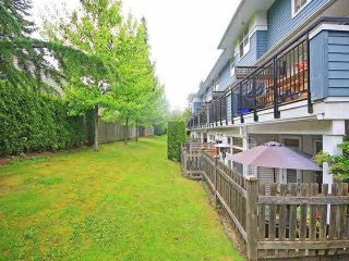 "Photo 16: 41 6528 DENBIGH Avenue in Burnaby: Forest Glen BS Townhouse for sale in ""OAKWOOD"" (Burnaby South)  : MLS®# V1082986"