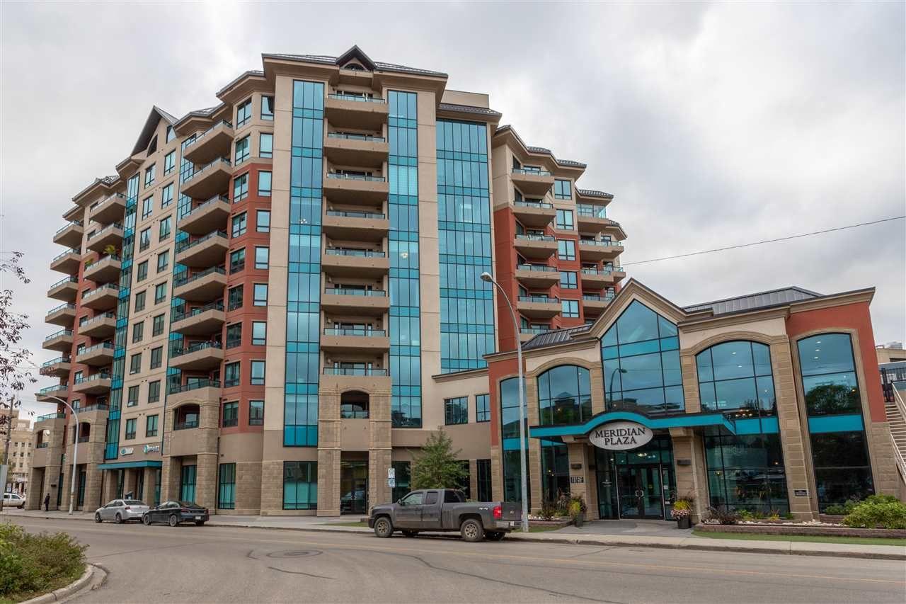 Main Photo: 1012 10142 111 Street in Edmonton: Zone 12 Condo for sale : MLS®# E4231566
