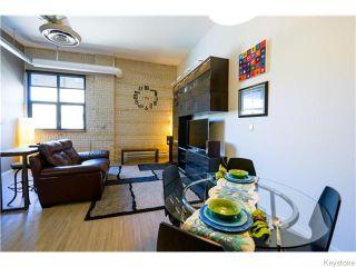 Photo 5: 133 Market Avenue in Winnipeg: Central Winnipeg Condominium for sale : MLS®# 1609413