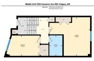Photo 48: 1003 Cameron Avenue SW in Calgary: Lower Mount Royal 4 plex for sale : MLS®# A1088527