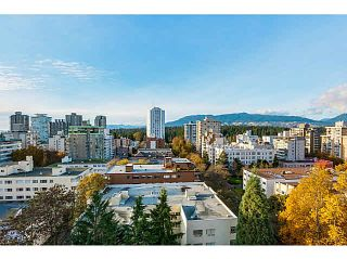 "Photo 7: 1405 1816 HARO Street in Vancouver: West End VW Condo for sale in ""Huntington Place"" (Vancouver West)  : MLS®# V1092746"