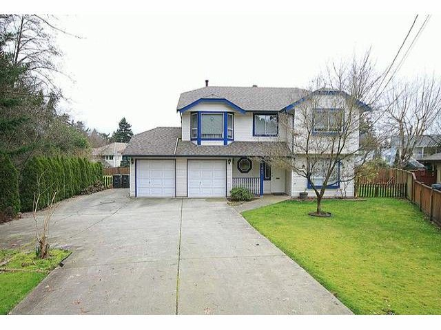 Main Photo: 11845 97A AV in Surrey: Royal Heights House for sale (North Surrey)  : MLS®# F1313082