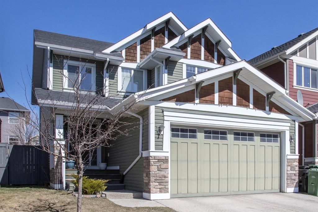 Main Photo: 104 Evanspark Circle NW in Calgary: Evanston Detached for sale : MLS®# A1094401