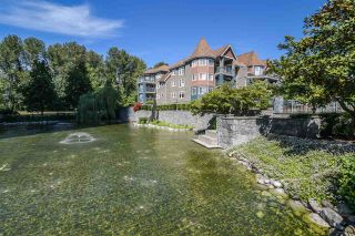 """Photo 1: 114 1200 EASTWOOD Street in Coquitlam: North Coquitlam Condo for sale in """"Lakeside Terrace"""" : MLS®# R2404365"""