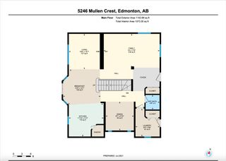 Photo 32: 5246 MULLEN Crest in Edmonton: Zone 14 Attached Home for sale : MLS®# E4255737