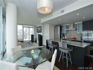Photo 2: 1405 707 Courtney St in VICTORIA: Vi Downtown Condo for sale (Victoria)  : MLS®# 718843