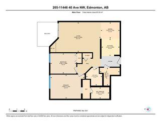 Photo 46: 205 11446 40 Avenue in Edmonton: Zone 16 Condo for sale : MLS®# E4235001