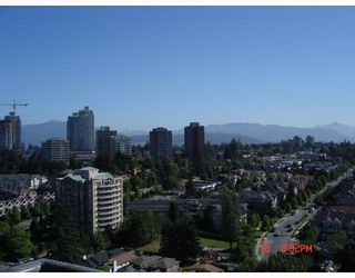 """Photo 10: 1705 7088 18TH Avenue in Burnaby: Edmonds BE Condo for sale in """"PARK360"""" (Burnaby East)  : MLS®# V659642"""