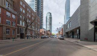 Photo 22: 201 10154 103 Street in Edmonton: Zone 12 Condo for sale : MLS®# E4237279