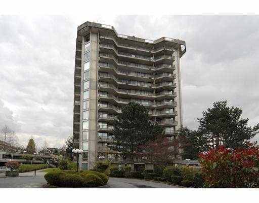 """Main Photo: 401 3760 ALBERT Street in Burnaby: Vancouver Heights Condo for sale in """"BOUNDARY VIEW TOWERS"""" (Burnaby North)  : MLS®# V659489"""