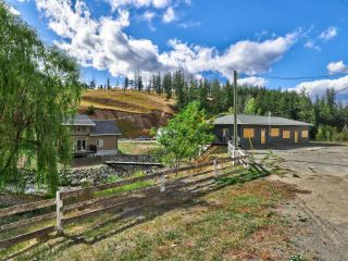 Main Photo: 1472 GREENSTONE ROAD in Kamloops: Cherry Creek/Savona House for sale : MLS®# 160417