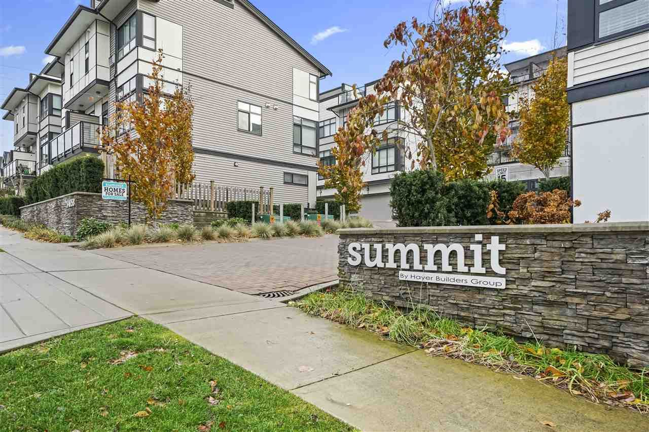 Main Photo: 56 14058 61 Avenue in Surrey: Sullivan Station Townhouse for sale : MLS®# R2519029