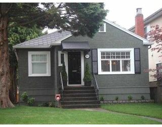 Photo 1: 7908 HUDSON ST in Vancouver: Marpole House for sale (Vancouver West)  : MLS®# V549745