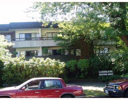 Main Photo: 304 2250 OXFORD STREET in : Hastings Condo for sale : MLS®# V807318