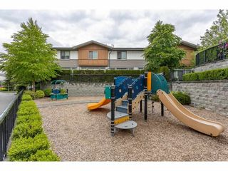 """Photo 37: 93 34248 KING Road in Abbotsford: Poplar Townhouse for sale in """"ARGYLE"""" : MLS®# R2585152"""