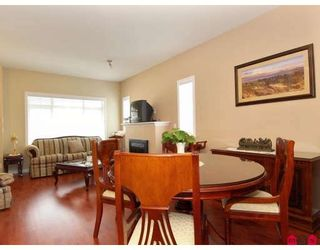 """Photo 6: 15 6852 193RD Street in Surrey: Clayton Townhouse for sale in """"Indigo"""" (Cloverdale)  : MLS®# F2817479"""