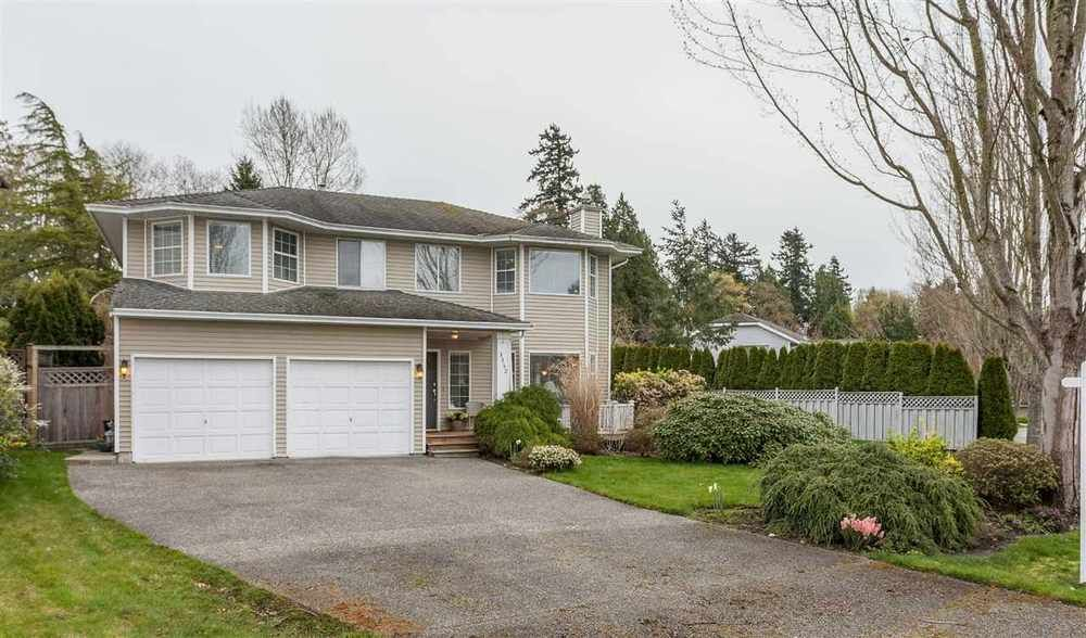 Main Photo: 1142 161A STREET in South Surrey White Rock: King George Corridor Home for sale ()  : MLS®# R2049656