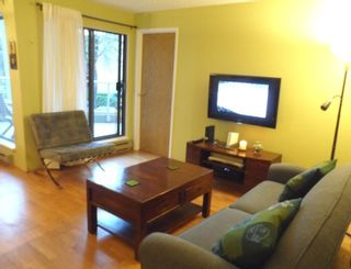 """Photo 7: 213 1080 BROUGHTON Street in Vancouver: West End VW Condo for sale in """"BROUGHTON TERRACE"""" (Vancouver West)  : MLS®# R2048988"""
