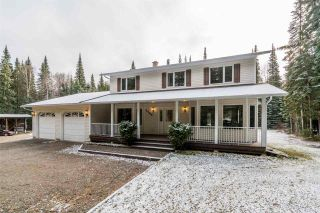 Photo 1: 7745 BLOCK Drive in Prince George: Chief Lake Road House for sale (PG Rural North (Zone 76))  : MLS®# R2418514