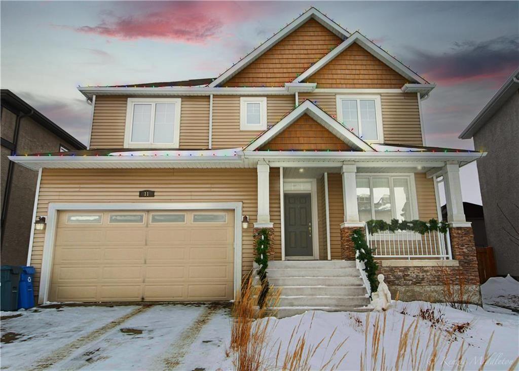 Main Photo: 11 Hawkstone Street in Winnipeg: Bridgwater Forest Residential for sale (1R)  : MLS®# 202101675