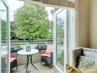 Photo 5: 14 675 Superior St in VICTORIA: Vi James Bay Row/Townhouse for sale (Victoria)  : MLS®# 831309