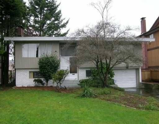 Main Photo: 1485 DUTHIE Ave in Burnaby: Sperling-Duthie House for sale (Burnaby North)  : MLS®# V634105