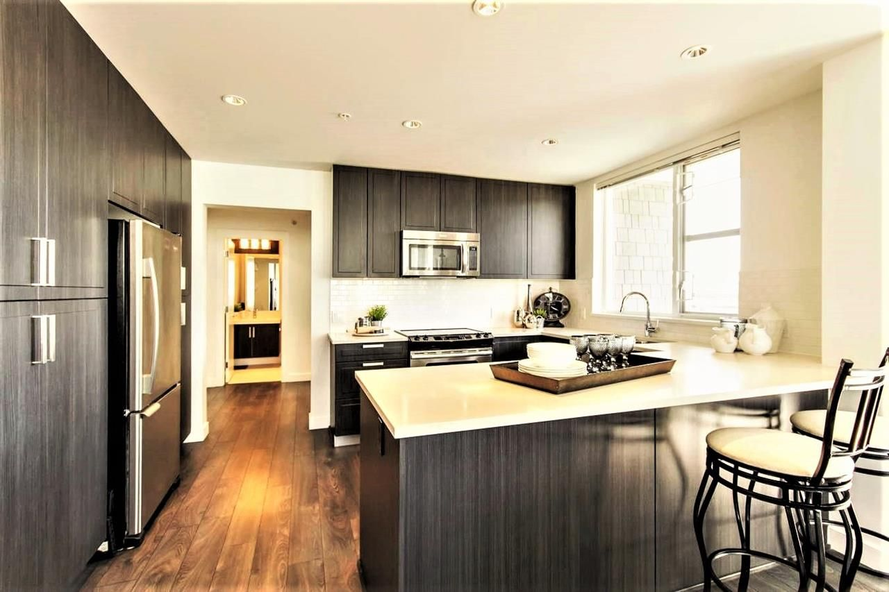 "Photo 1: Photos: 318 550 SEABORNE Place in Port Coquitlam: Riverwood Condo for sale in ""FREMONT GREEN"" : MLS®# R2248595"