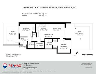 """Photo 31: 201 3420 ST. CATHERINES Street in Vancouver: Fraser VE Condo for sale in """"KENSINGTON VIEWS"""" (Vancouver East)  : MLS®# R2539685"""