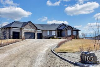Photo 1: 105 ROCK POINTE Crescent in Pilot Butte: Residential for sale : MLS®# SK849522