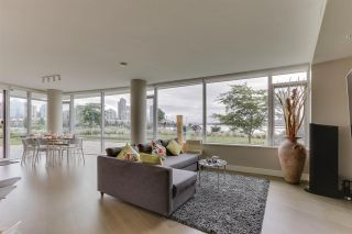 """Photo 2: 205 210 SALTER Street in New Westminster: Queensborough Condo for sale in """"THE PENINSULA"""" : MLS®# R2537031"""