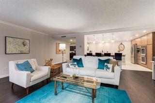 Photo 5: 302C 500 EAU CLAIRE Avenue SW in Calgary: Eau Claire Apartment for sale : MLS®# C4215554
