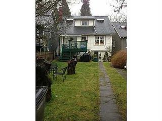 Photo 2: 3947 22ND Ave W in Vancouver West: Home for sale : MLS®# V1045258